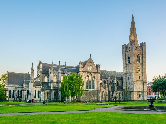 Ierland - Dublin - St Patricks Cathedral