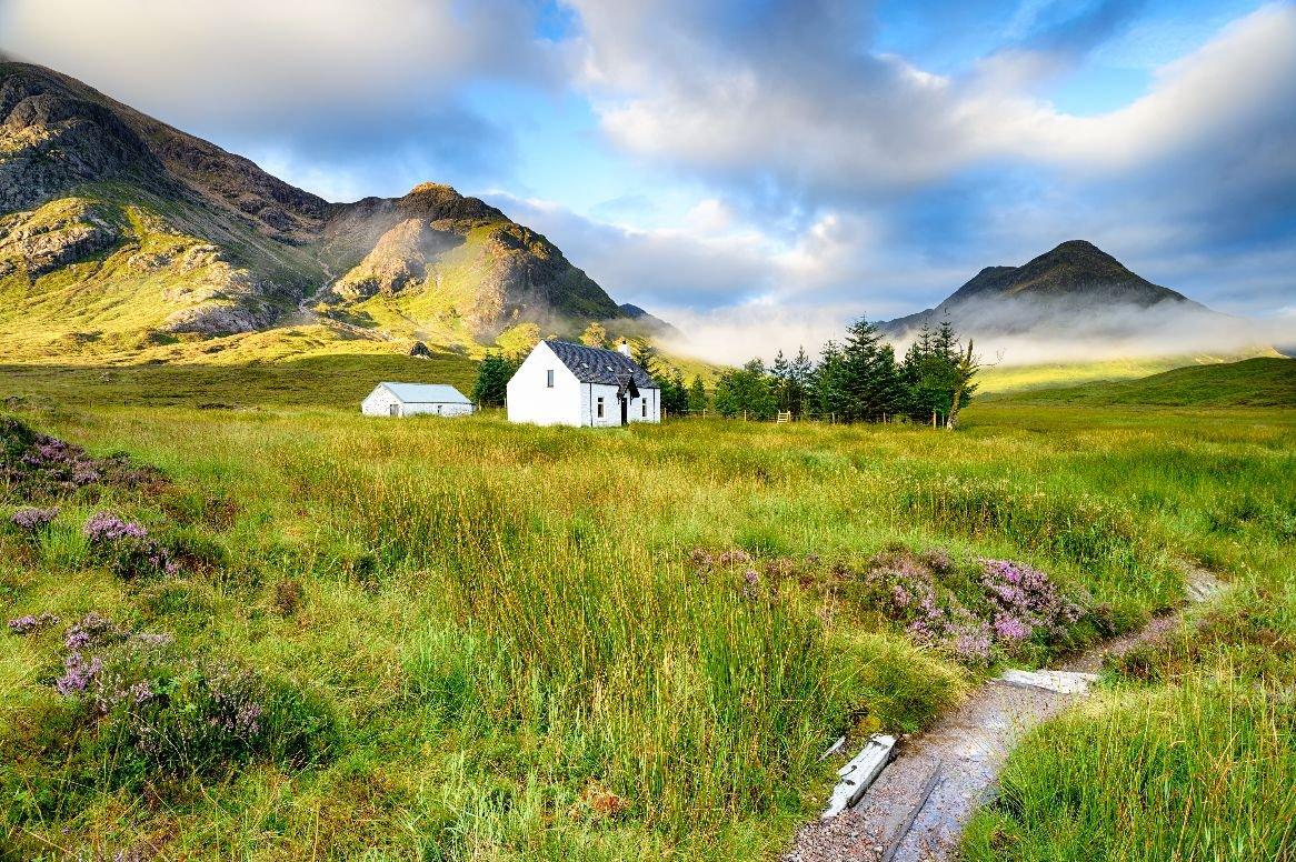 Hoogtepunten van Schotland - Glencoe