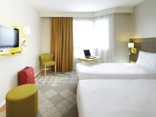 Hotel Ibis  Tours***- voorbeeld 2 persoonskamer
