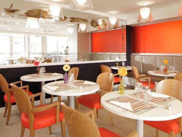 Hotel Ibis Styles Tours***-restaurant