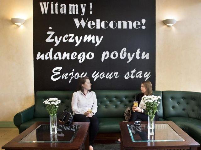 Lublin - Hotel Campanile Lublin *** - lounge