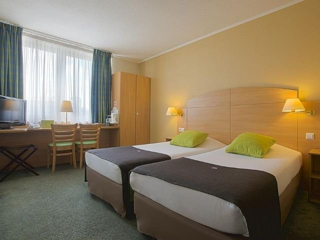 Lublin - Hotel Campanile Lublin *** - voorbeeldkamer