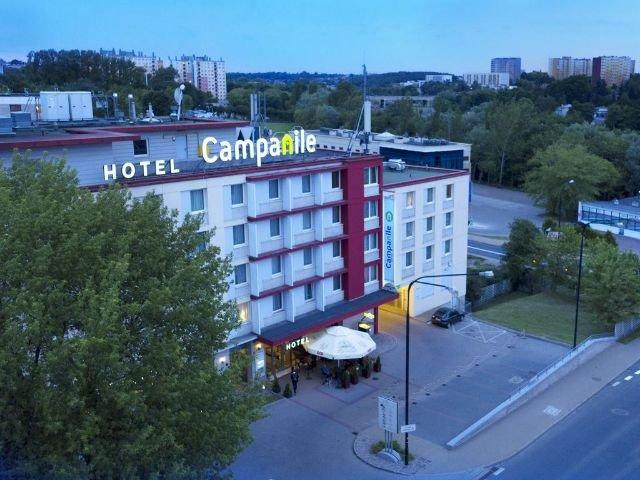 Lublin - Hotel Campanile Lublin *** - hotelaanzicht