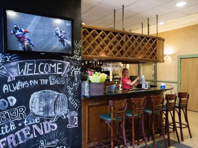 Lublin - Hotel Campanile Lublin *** - bar