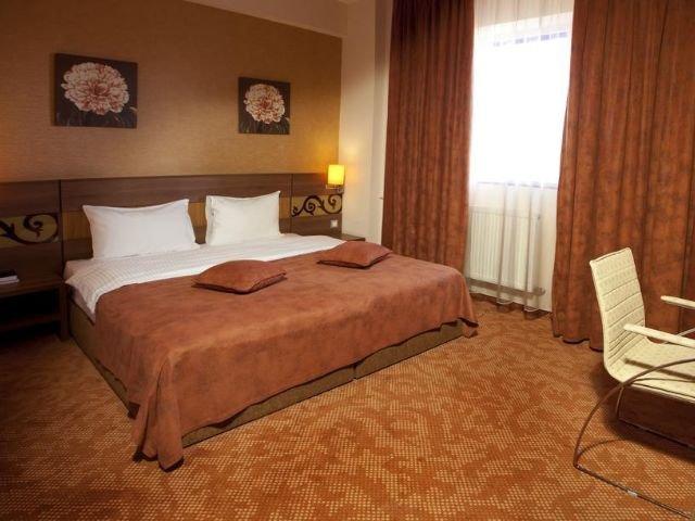 Boekarest - Hotel RIN Central **** - voorbeeldkamer