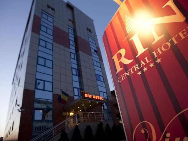Boekarest - Hotel RIN Central **** - aanzicht