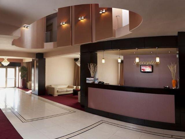 Boekarest - Hotel RIN Central **** - receptie