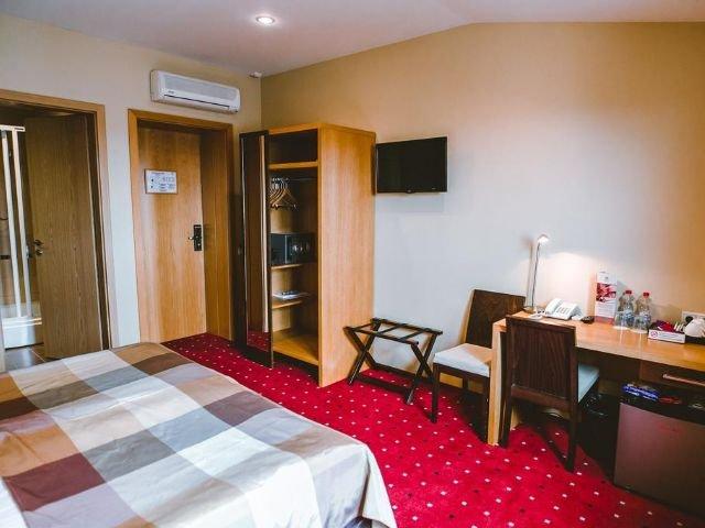 Riga - Hotel Hanza *** - voorbeeldkamer