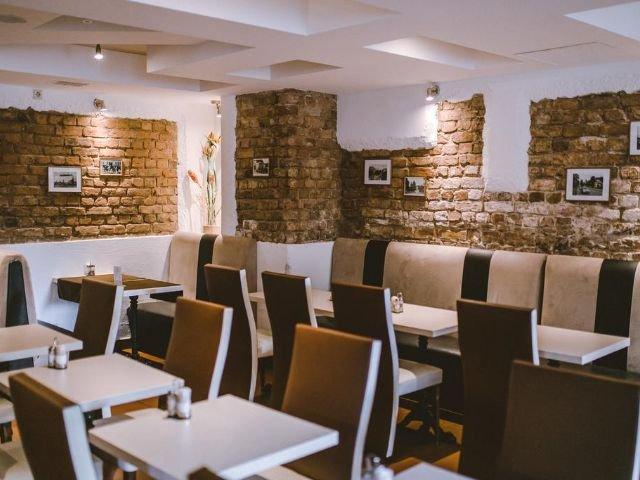 Riga - Hotel Hanza *** - restaurant