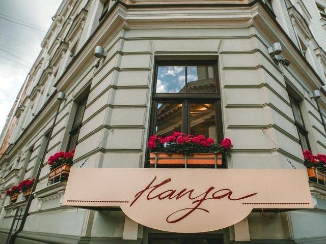 Riga - Hotel Hanza *** - aanzicht