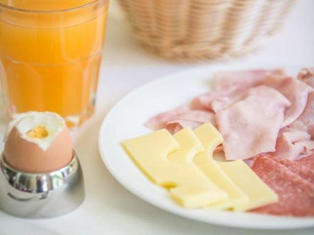 Lignano Sabbiadoro - Hotel La Pergola Dependance *** - ontbijt