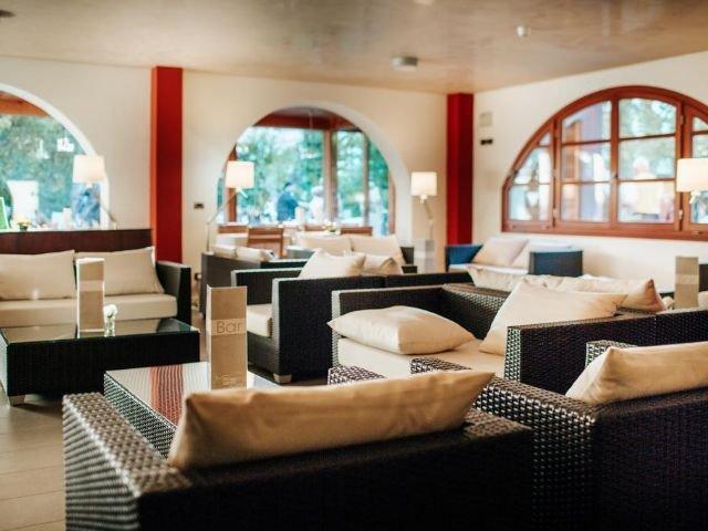 Lignano Sabbiadoro - Hotel La Pergola Dependance *** - bar