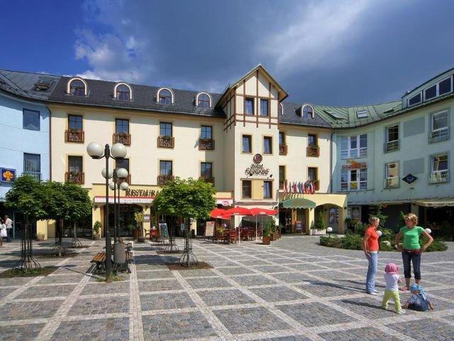Vrchlabi - Hotel Gendorf *** - hotelaanzicht