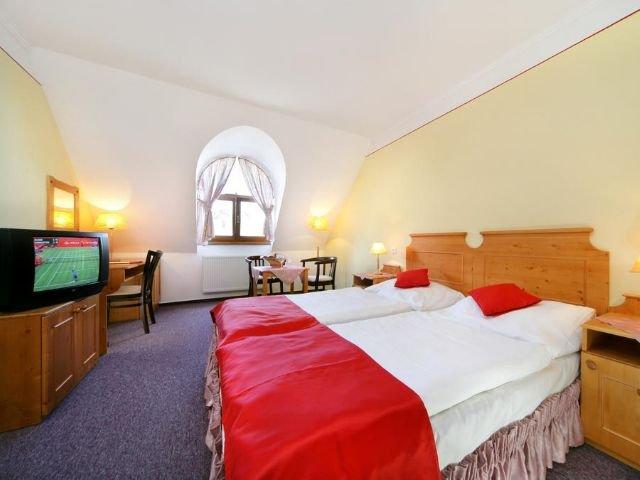 Vrchlabi - Hotel Gendorf *** - voorbeeldkamer