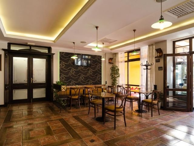 Vrchlabi - Hotel Gendorf *** - bar