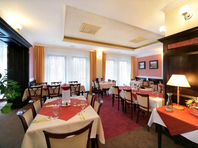 Vrchlabi - Hotel Gendorf *** - restaurant