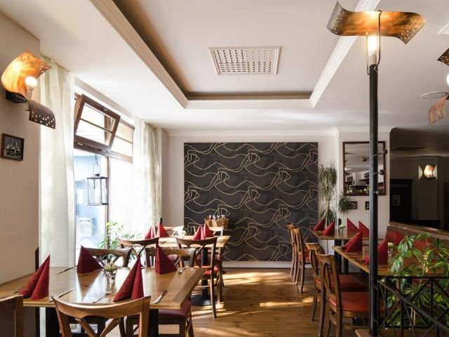 Vrchlabi - Hotel Gendorf *** - restaurant - bar