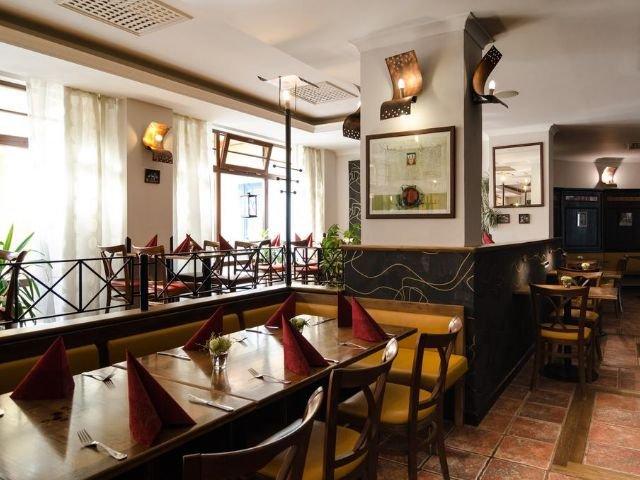 Vrchlabi - Hotel Gendorf *** - restaurant - restaurant - bar