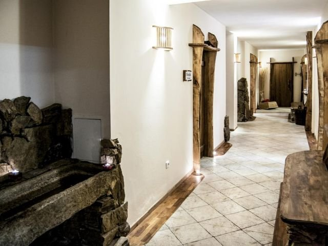 Vrchlabi - Hotel Gendorf *** - restaurant - wellness