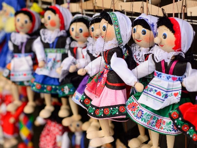 Praag - souvenir