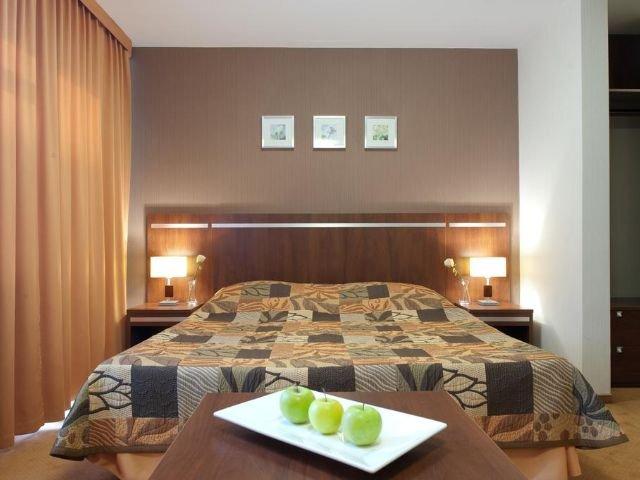 Krakau - Hotel Wyspianski *** - voorbeeldkamer