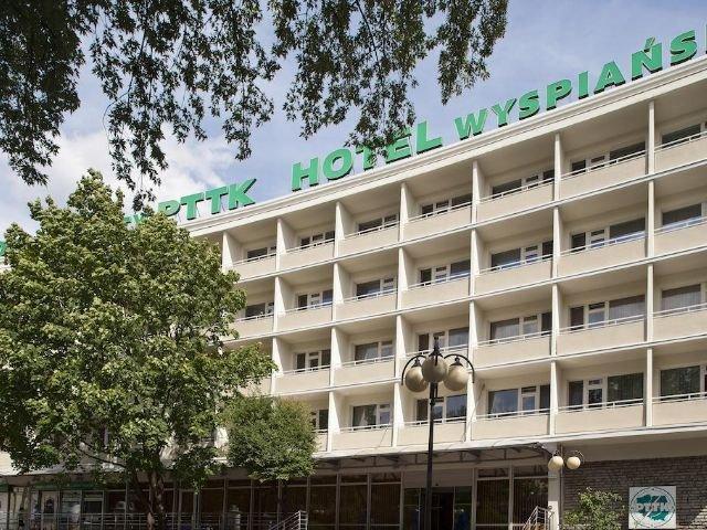 Krakau - Hotel Wyspianski *** - hotelaanzicht
