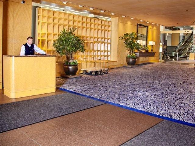 Pan Pacific Hotel - receptie