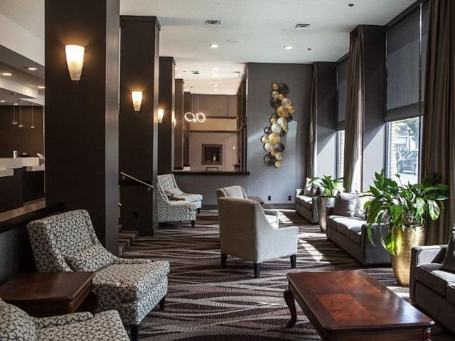 Best Western Carlton - lounge