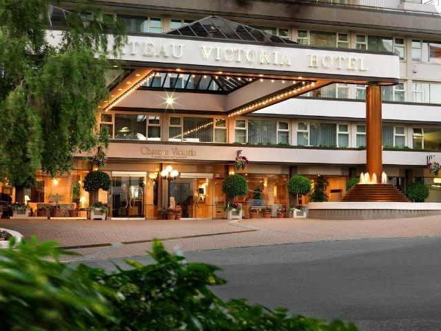 Chateau Victoria Hotel & Suites - vooraanzicht