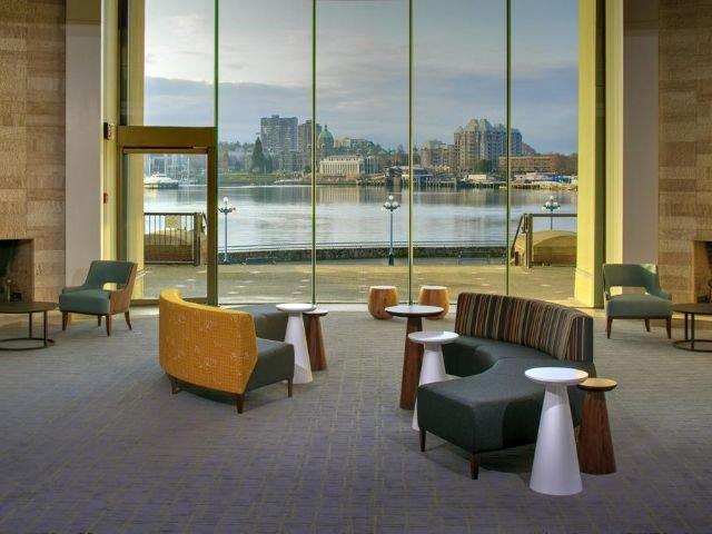 Delta Hotels Ocean Pointe Resort - lounge