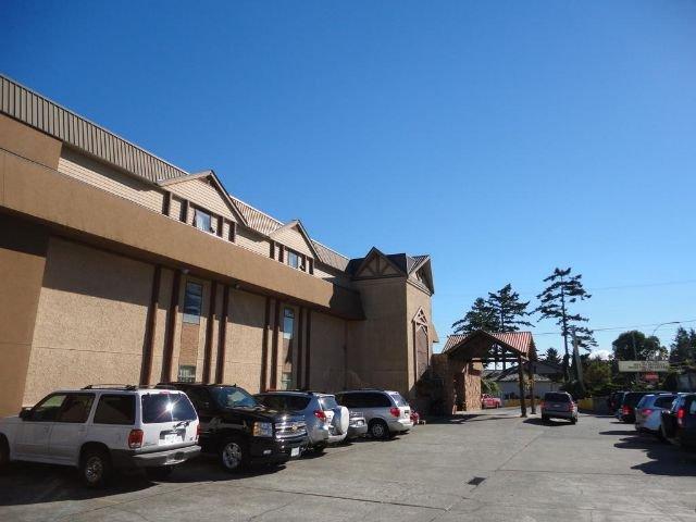 Anchor Inn and Suites - vooraanzicht