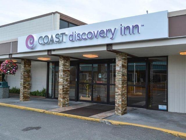 Coast Discovery Inn - vooraanzicht