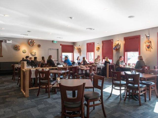 kwa'lilas hotel - restaurant