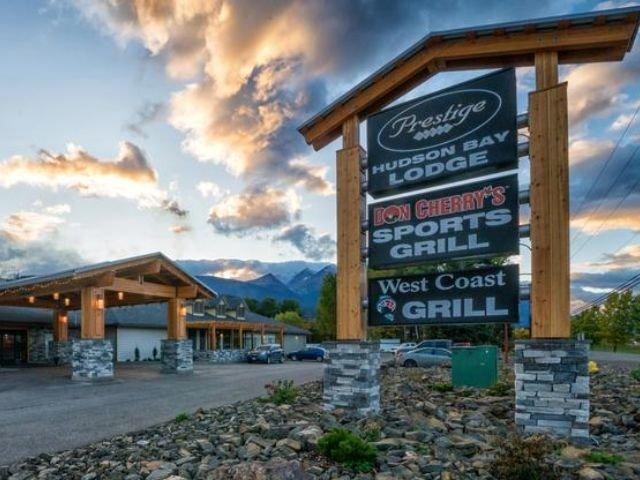 Prestige Hudson Bay Lodge - vooraanzicht