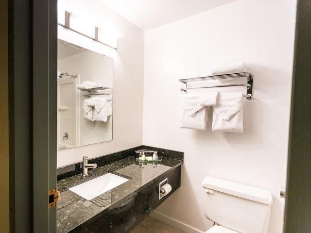 Prestige Hudson Bay Lodge - badkamer