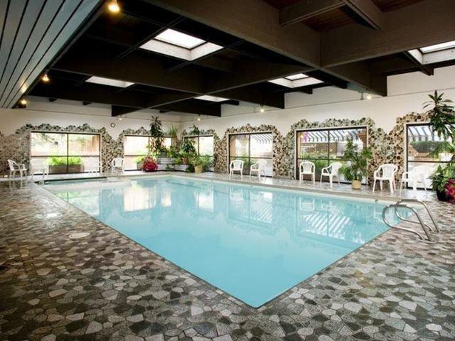 Marmot Lodge - zwembad