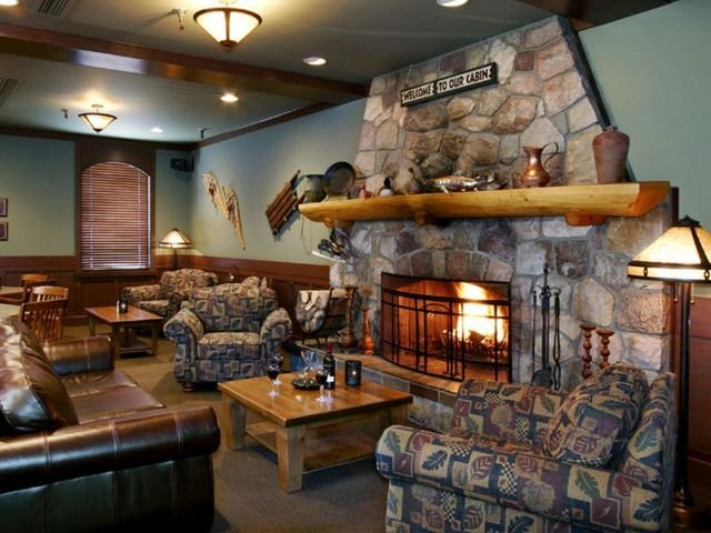 Marmot Lodge - lounge