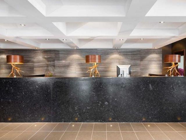 Sandman Inn & Suites - receptie