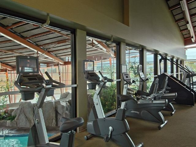 River Rock Casino Resort - fitnessruimte