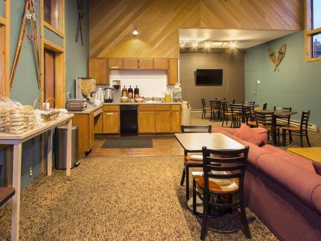 Sierra Nevada Lodge - ontbijtzaal