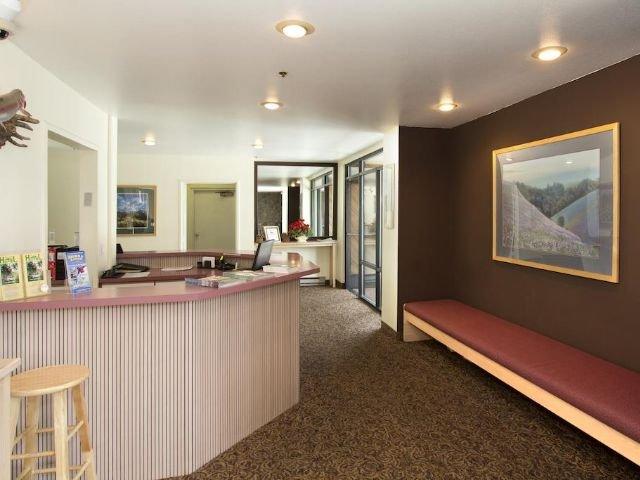 Sierra Nevada Lodge - receptie