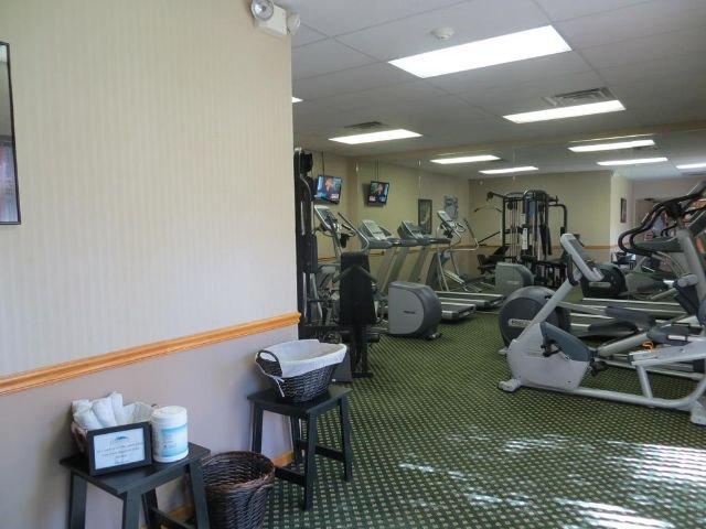 Durango Downtown Inn - fitnessruimte