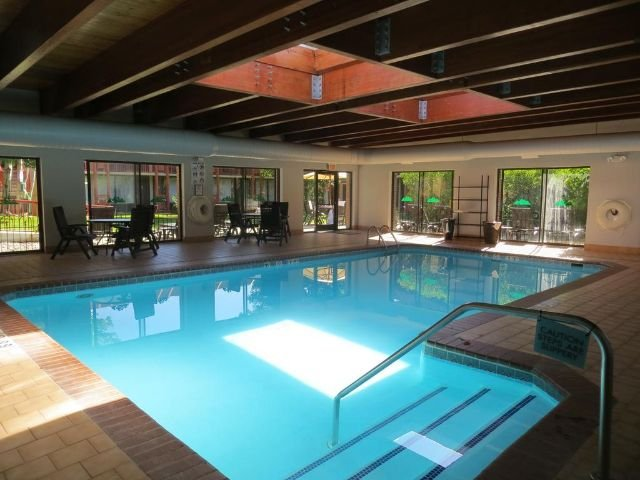 Durango Downtown Inn - binnenzwembad