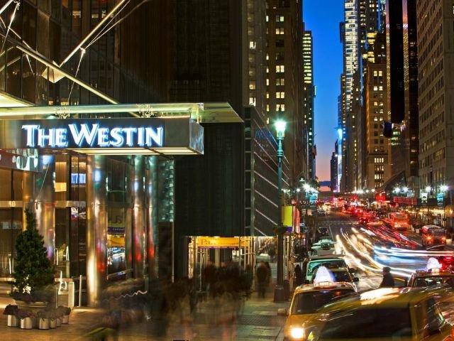 the westin new york grand central - vooraanzicht