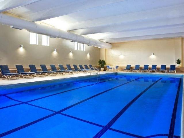 sheraton framingham - binnenzwembad