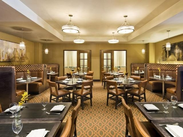 sheraton framingham - restaurant