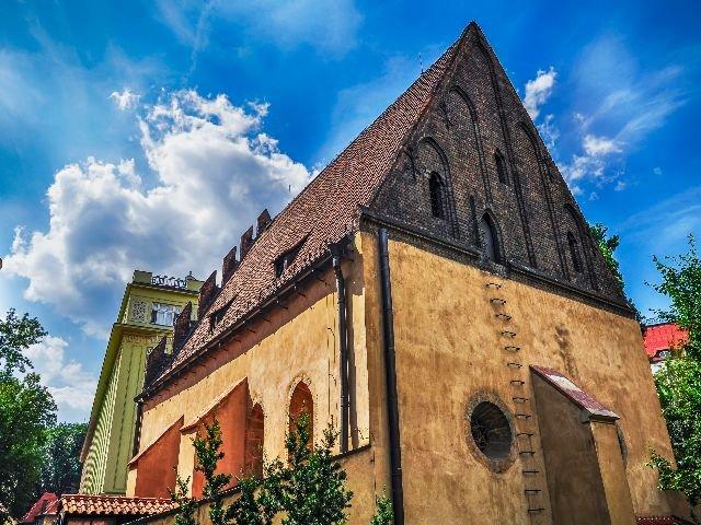 Praag - Joodse wijk