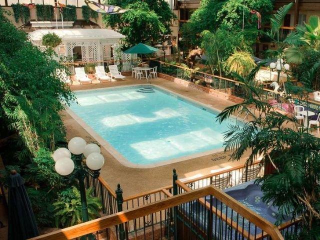 best western plus cairn croft hotel - zwembad
