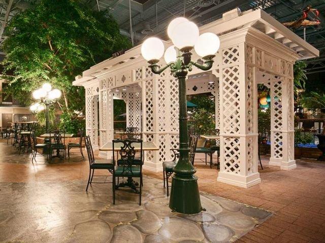 best western plus cairn croft hotel - terras