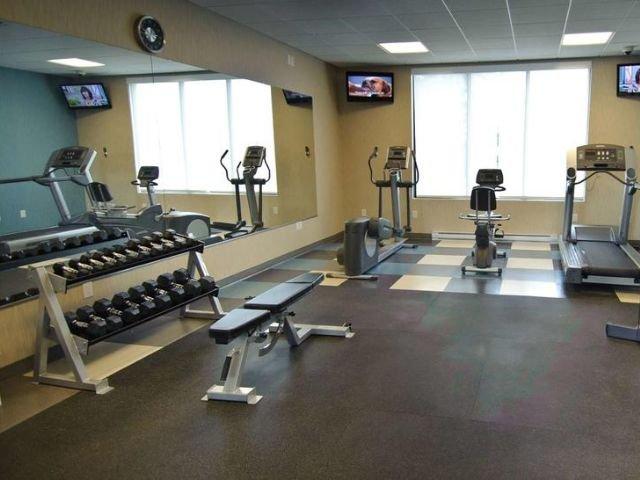 best western plus cairn croft hotel - fitnessruimte